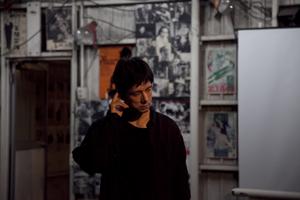 西島秀俊3年ぶりの主演映画『CUT』より