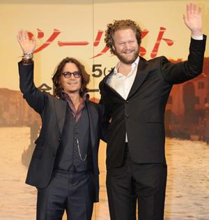ジョニー・デップ8度目の来日、「また、日本に戻ってくるよ!」と名残惜しげ