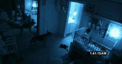 衝撃倍増!映画『パラノーマル・アクティビティ2』c 2010 by PARAMOUNT PICTURES. All Rights Reserved.