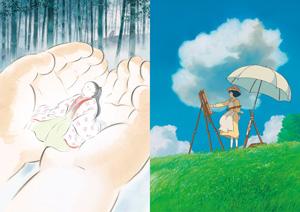 2013年夏のスタジオジブリは高畑勲監督作『かぐや姫の物語』×宮崎駿監督作『風立ちぬ』