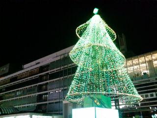 横浜駅111225