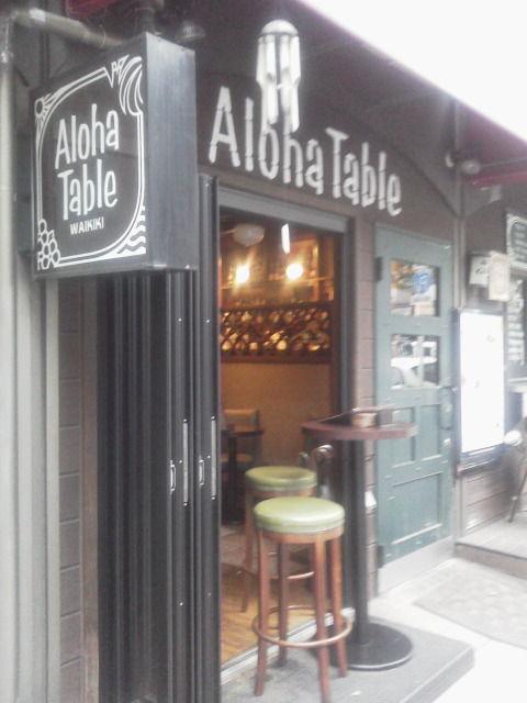 アロハテーブル1508251