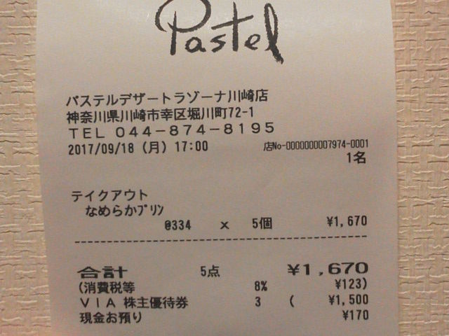 パステル1709186