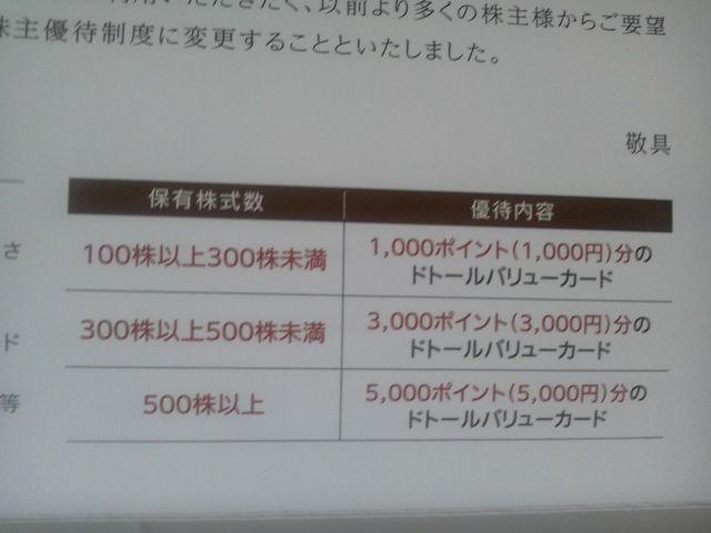 ドトール1605282