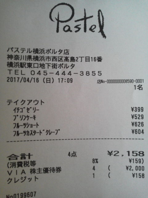 パステル1704161