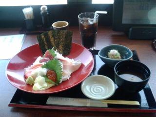 海鮮丼130524