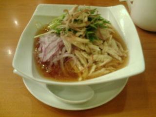 冷製蒸し鶏スープ膳1260-1