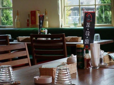 エクセルガーデンカフェ菜彩鶏