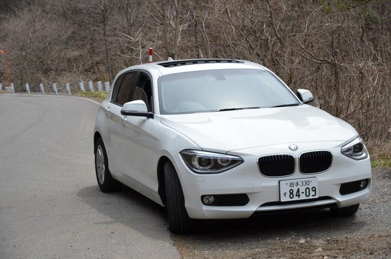 きまじめチキン日記 Bmw 116i 納車1ヶ月 Livedoor Blog(ブログ)