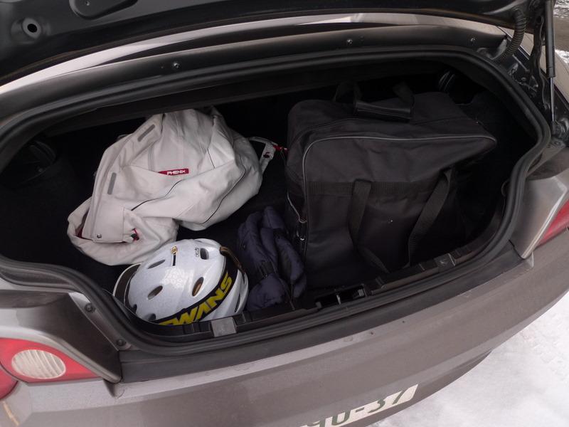 きまじめチキン日記 オープンカーでスキーに行く Livedoor Blog(ブログ)
