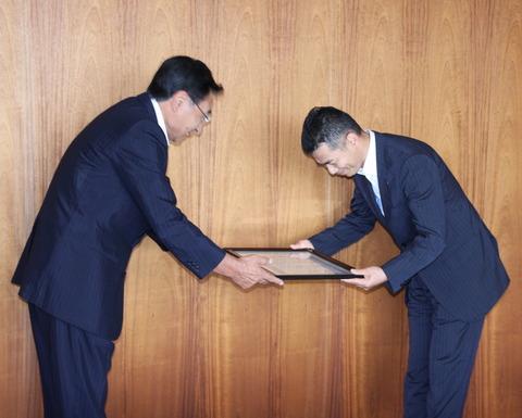2010 09 14_九戸村寄付金贈呈_0407