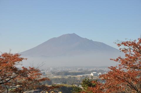 岩手山2009秋