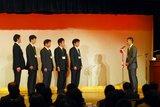 2008入社式