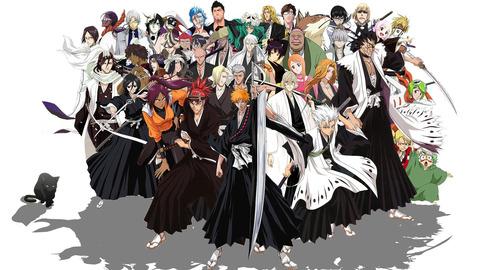 bleach-characters
