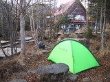 白駒池キャンプ場