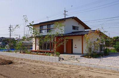 小沢渡の家