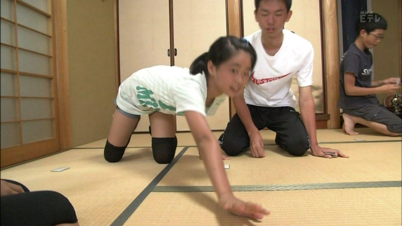 女子小学生 アウロリ 【緊急速報】 NHKでJSのパンチラ&胸チラ