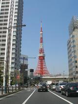 タワーの見える風景が好きだ