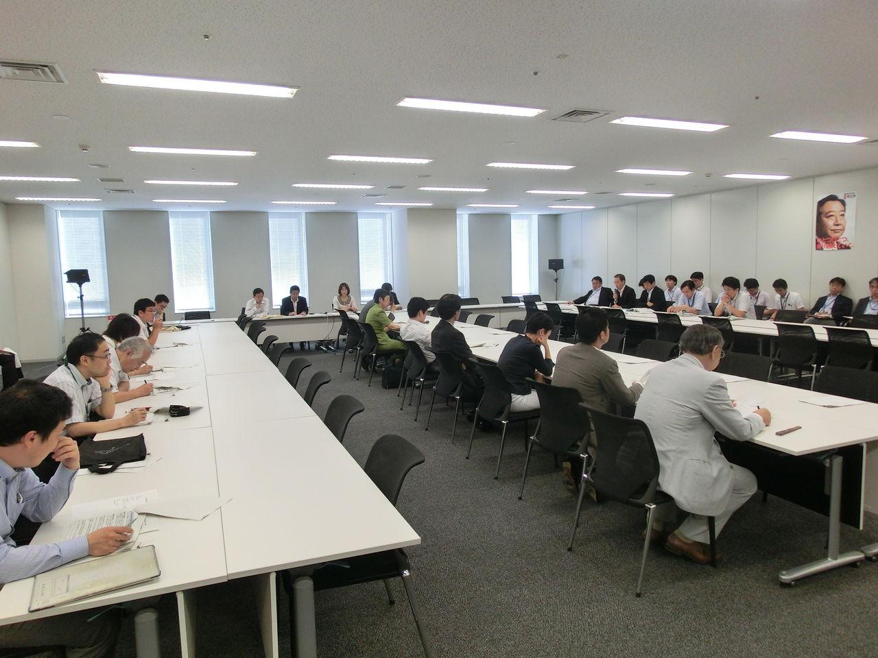 CIMG3226 外務部門会議が開かれました。日・ASEAN外相会議、日メコン外相会議、A...