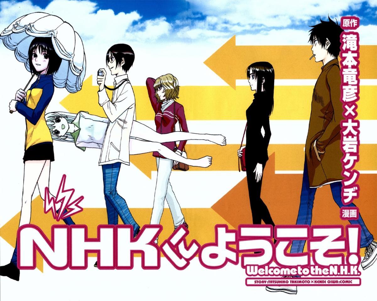 Kết quả hình ảnh cho N・H・Kにようこそ! anime