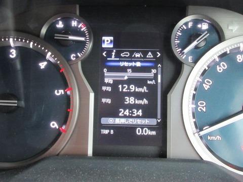 IMG_0013燃費12.9km
