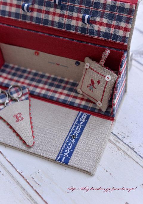 カルトナージュ&刺繍の裁縫箱Kさん03web