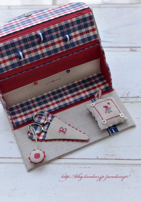 カルトナージュ&刺繍の裁縫箱Kさん02web