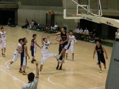 2バスケット試合