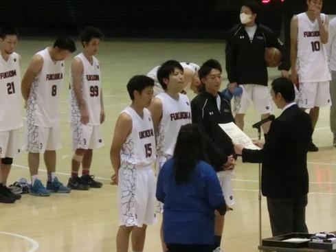 3バスケット試合