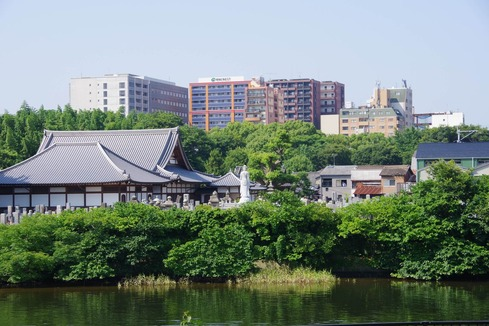聖福寺風景