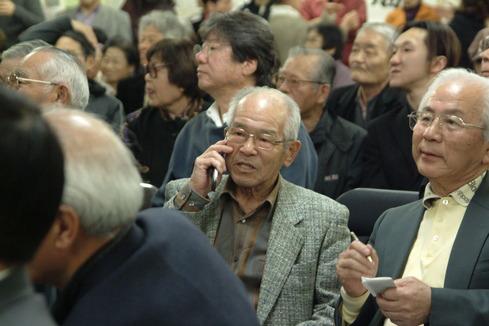 山上会長電話報告