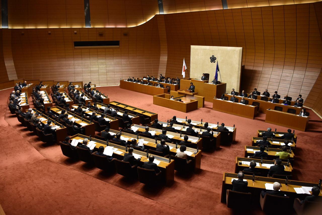 28年12月議会開会
