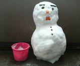 01-21雪だるま