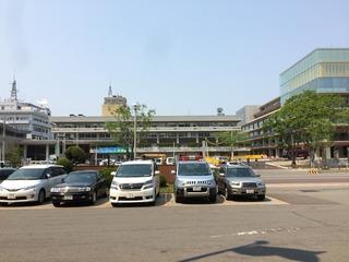 秋田市新市庁舎