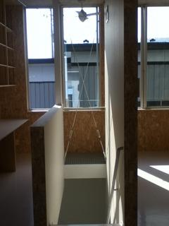 アトリエ付きの小住宅オープンハウス終了