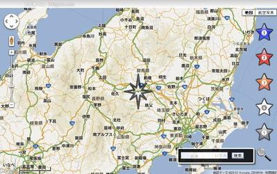 お気楽MAP