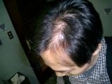 2006.5.19の私の頭です。