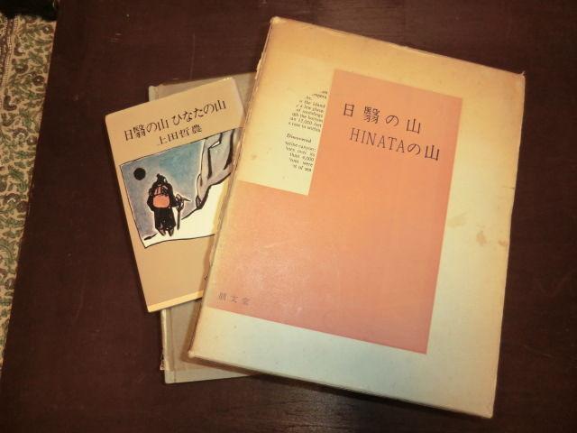 伯耆大山の麓より  好きな人・好きな本-上田哲農「日翳の山、HINATAの山」コメントトラックバック                junjun1955