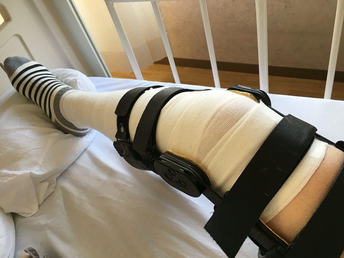 半月板損傷&前十字靱帯再建日記      最近の状況    コメント