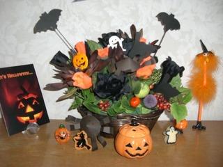 20 Halloween飾りつけ1