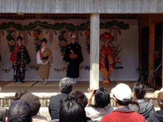 3琉球舞 全員