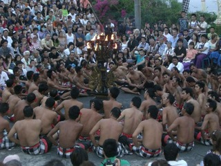 Bali ウルワツケチャックダンス14