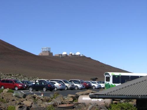 ハレアカラ国立公園6天文台