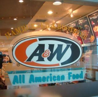★A&W 空港店★