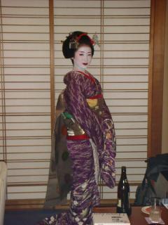 *京都 祇園 お茶屋 田中菜美*