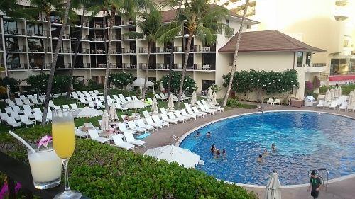 ★プールで過ごすハレクラニ&カクテル・パーティー【ハワイ・ホノルル】★