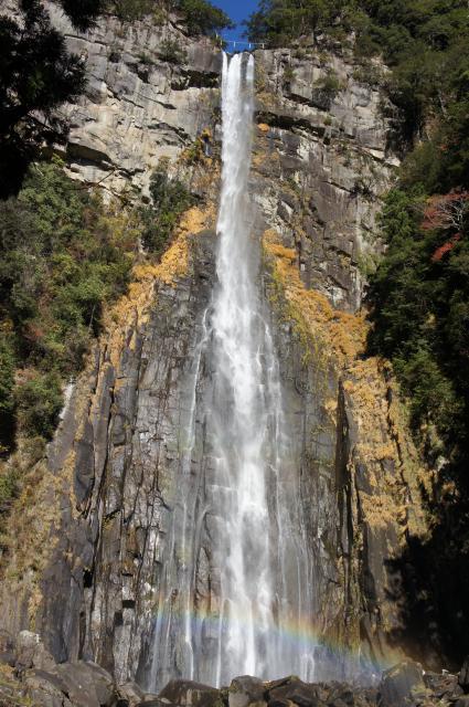 *2010年日本三大瀑布見学達成!那智の滝*