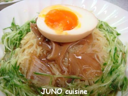 ★ふかひれ冷麺!★