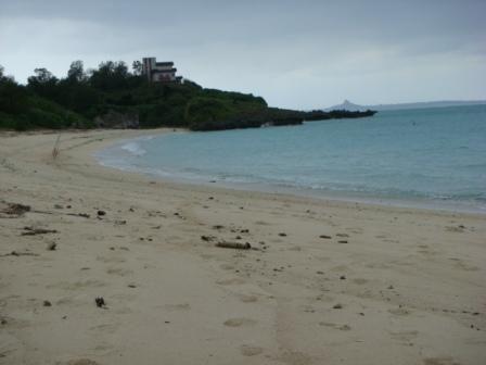 *長浜ビーチ*