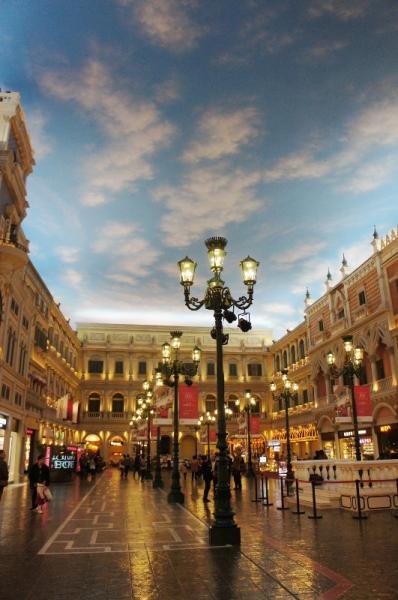*ザ・ヴェネチアン マカオ リゾート ホテル 2012*